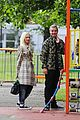 gwen stefani gavin rossdale talacre play centre with boys 16