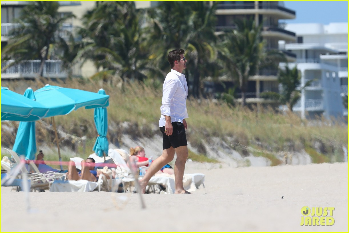 robin thicke paula patton beach day with julian 10