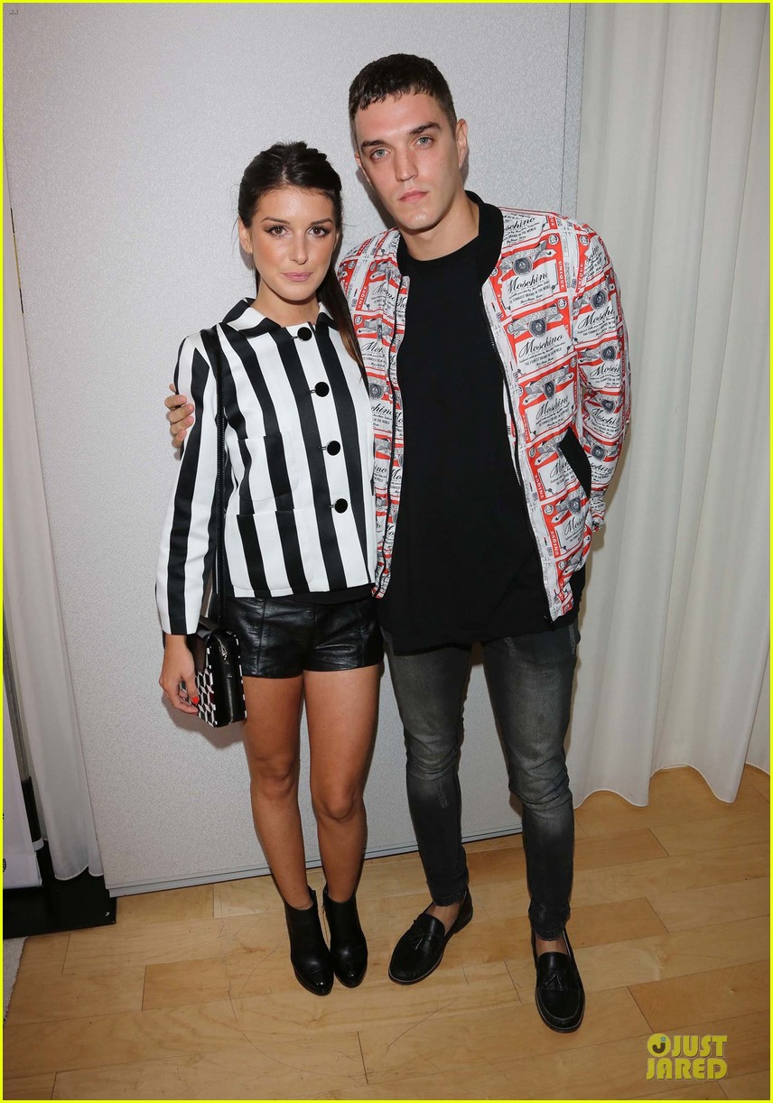 ashley tisdale christopher french engaged couple at instyle soiree 07