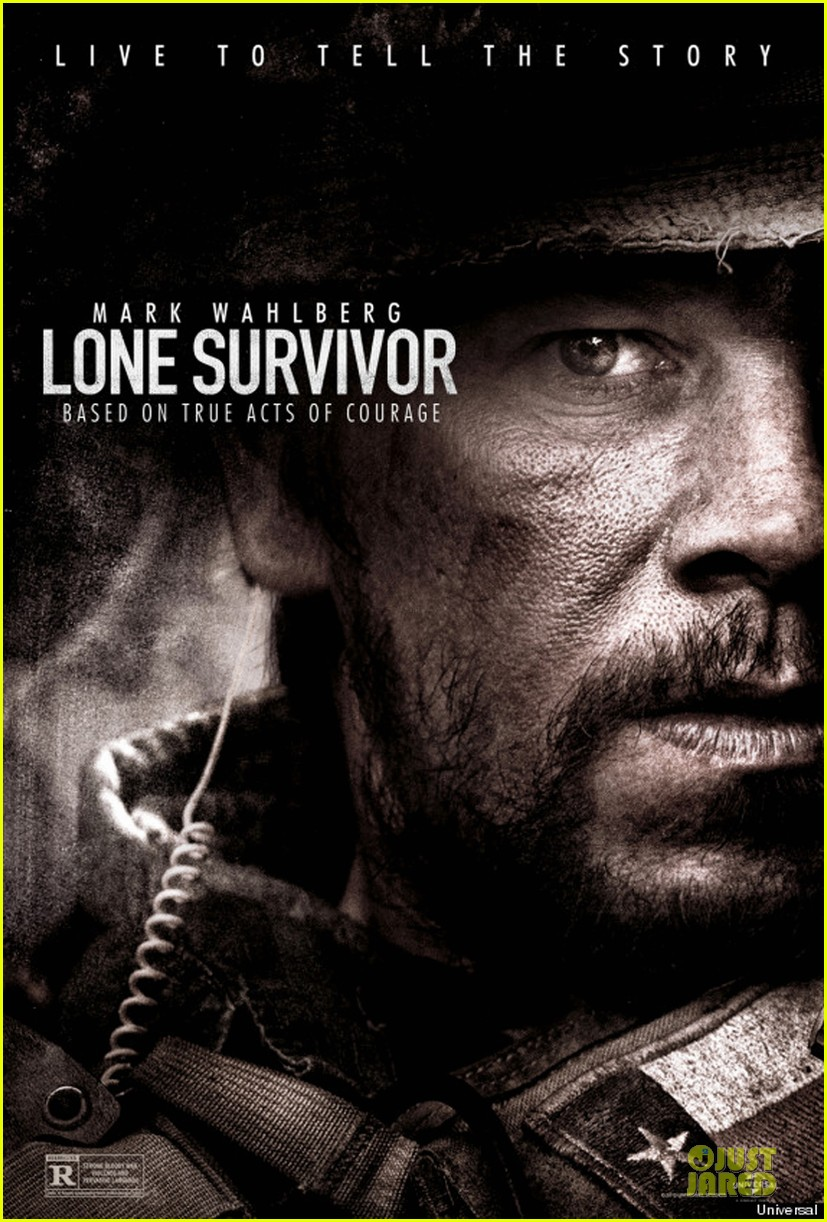 Full Sized Photo of lone survivor poster | Photo 2921124 ...