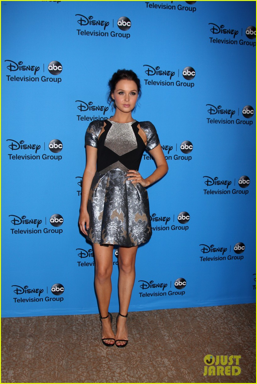 hannah ware camilla luddington abc tca party 03