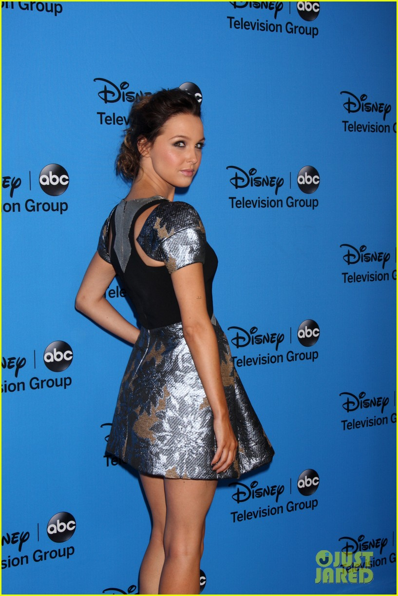 hannah ware camilla luddington abc tca party 362924219