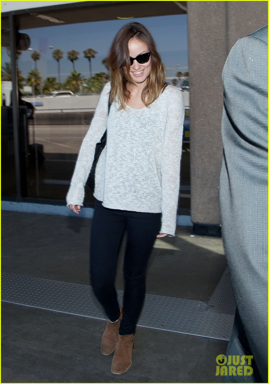 olivia wilde jason sudeikis from nyc to lax duo 04