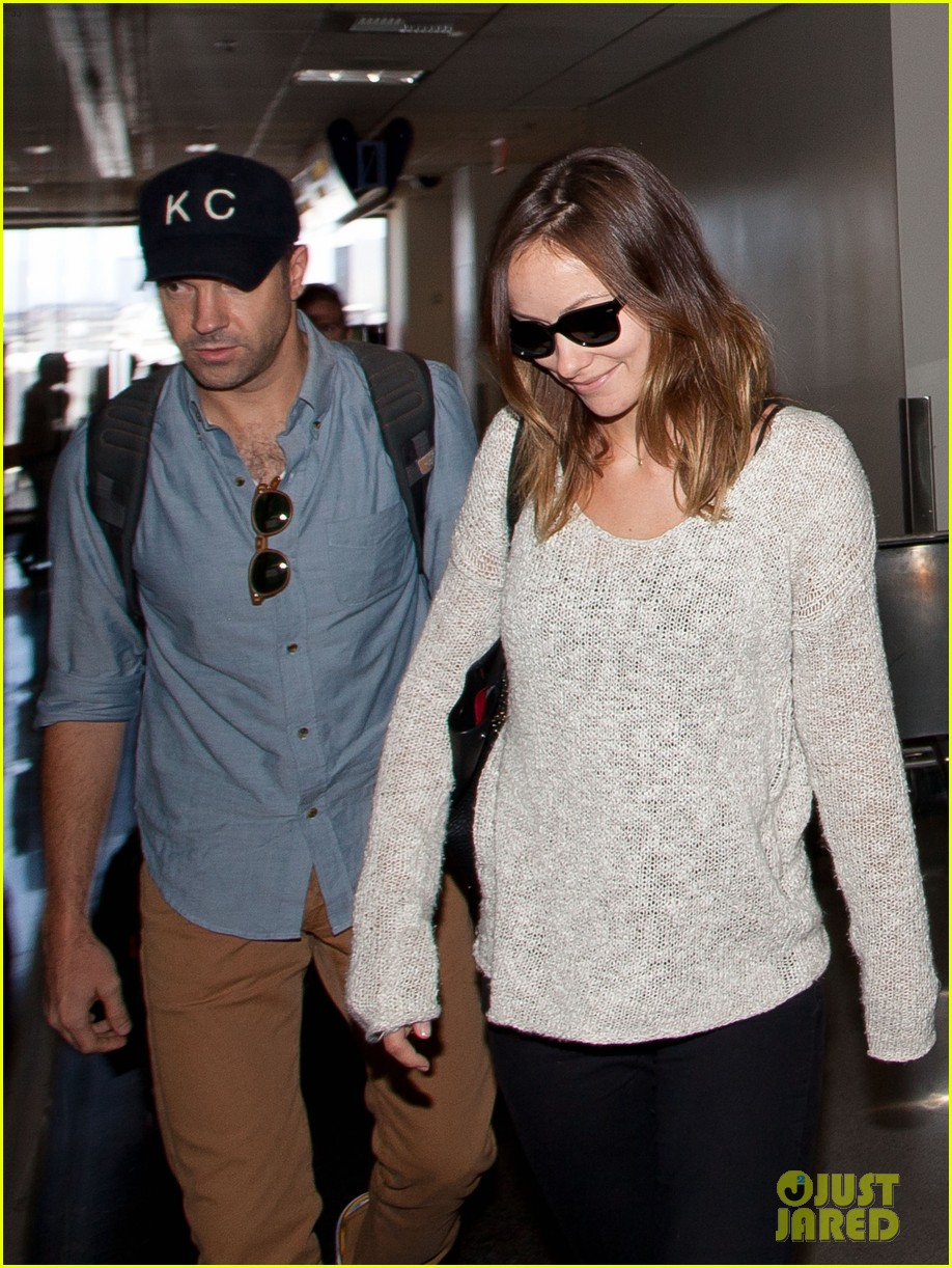 olivia wilde jason sudeikis from nyc to lax duo 05