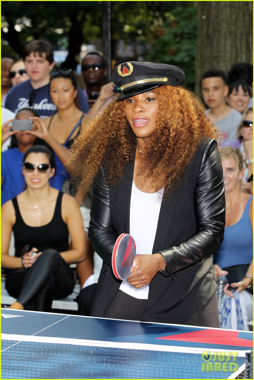 serena williams sports two hairstyles in one day 22