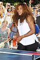 serena williams sports two hairstyles in one day 12