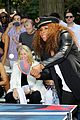 serena williams sports two hairstyles in one day 21