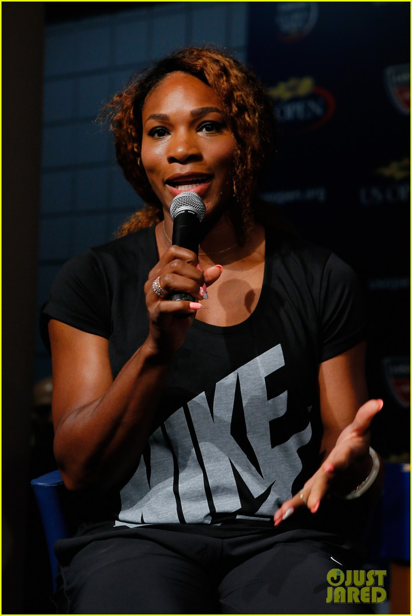 serena williams bnp paribas taste of tennis with venus 07