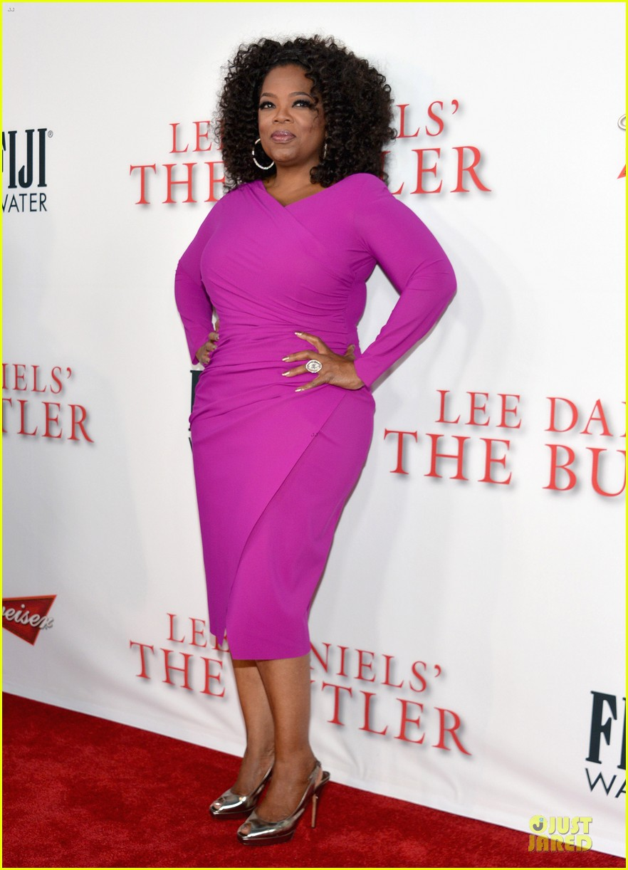 oprah winfrey forest whitaker the butler premiere 012928987