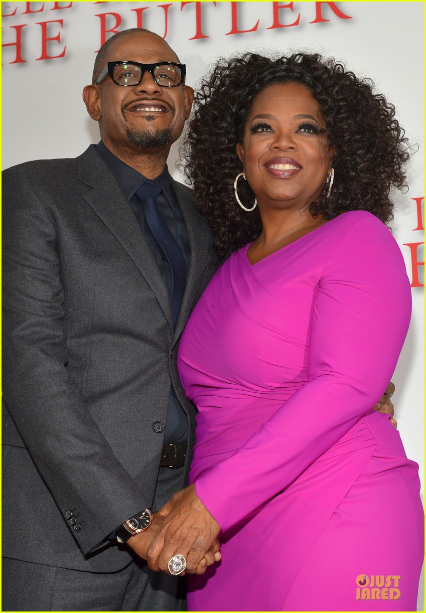 oprah winfrey forest whitaker the butler premiere 182929004