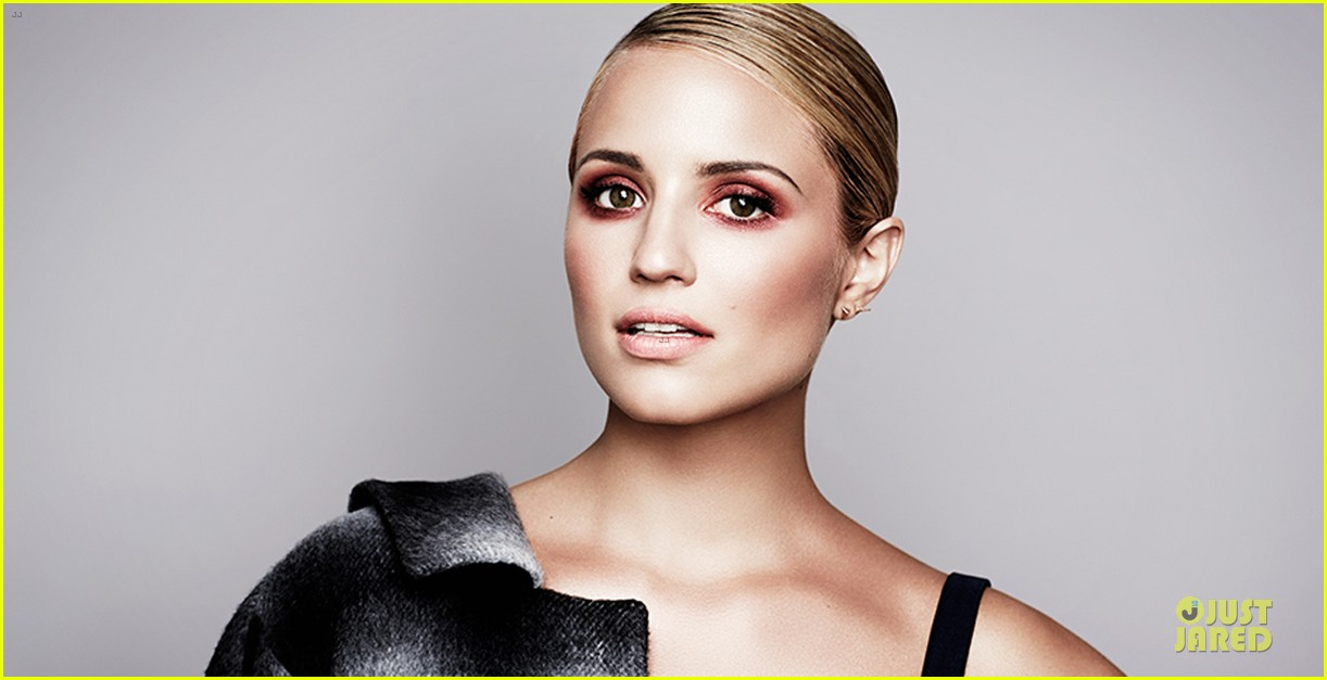 dianna agron i wear dark lipstick for special occasions 042951782