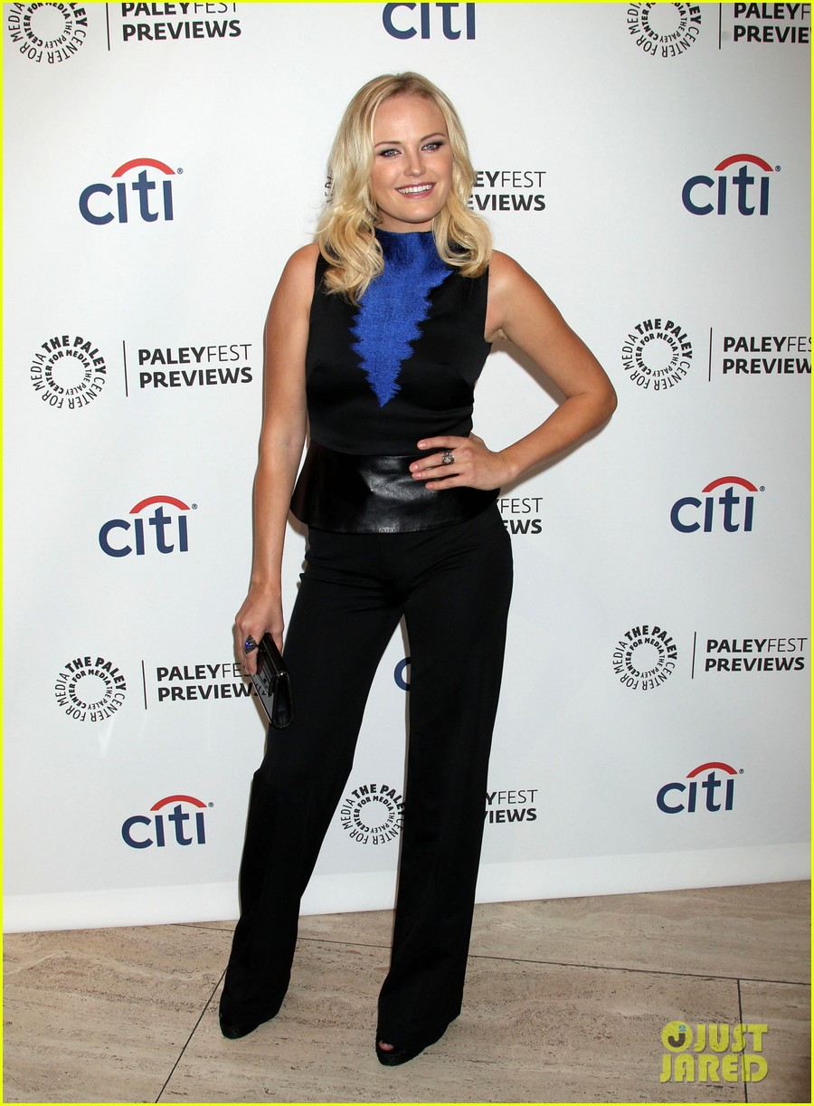Full Sized Photo of malin akerman trophy wife at paleyfest ... Malin Akerman