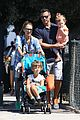 jessica alba farmers market fun with family after nyfw 01