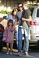 jessica alba cash warren family birthday party outing 01