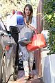 jessica alba cash warren family birthday party outing 25