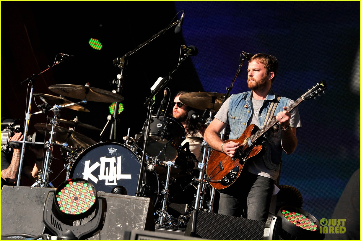 lily aldridge caleb followill global citizen festival couple 09