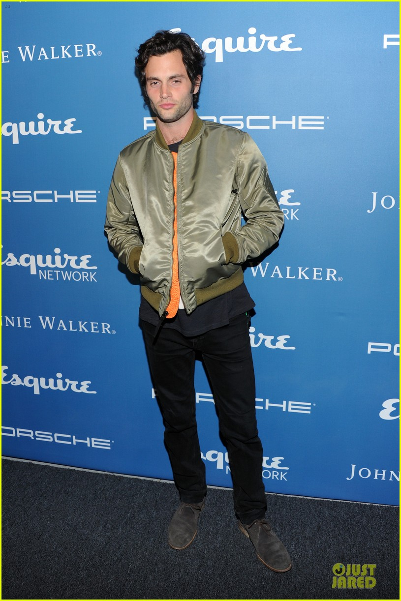 penn badgley esquire network launch celebration 012954440