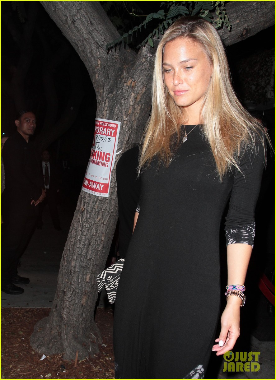 bar refaeli ashlee simpson hooray henry night out 12