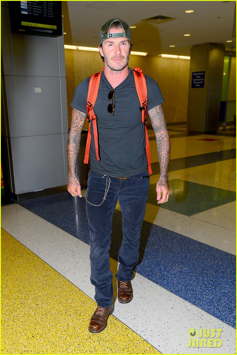 David Beckham Clothing Style Victoria Beckham Is Fashion Images Frompo