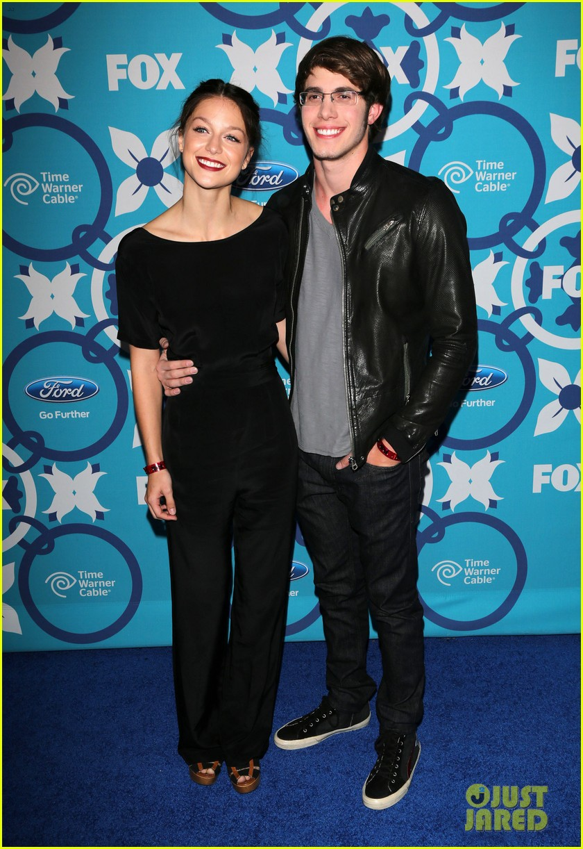 melissa benoist blake jenner fox fall eco casino party 012949301