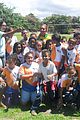 beyonce shows off soccer skills at brazil public school 10