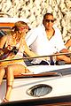 beyonce jay z italian yacht vacation with blue ivy 16