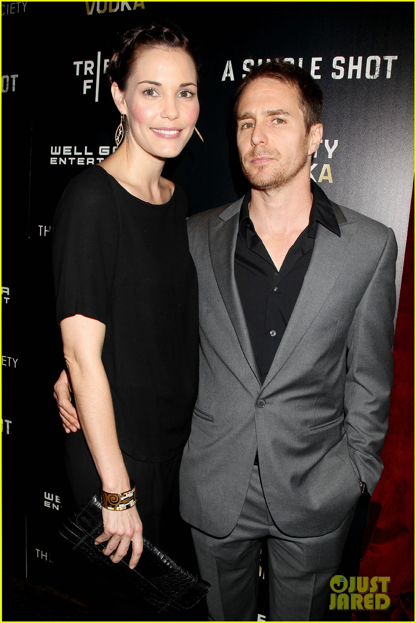leslie bibb sam rockwell single shot screening 04