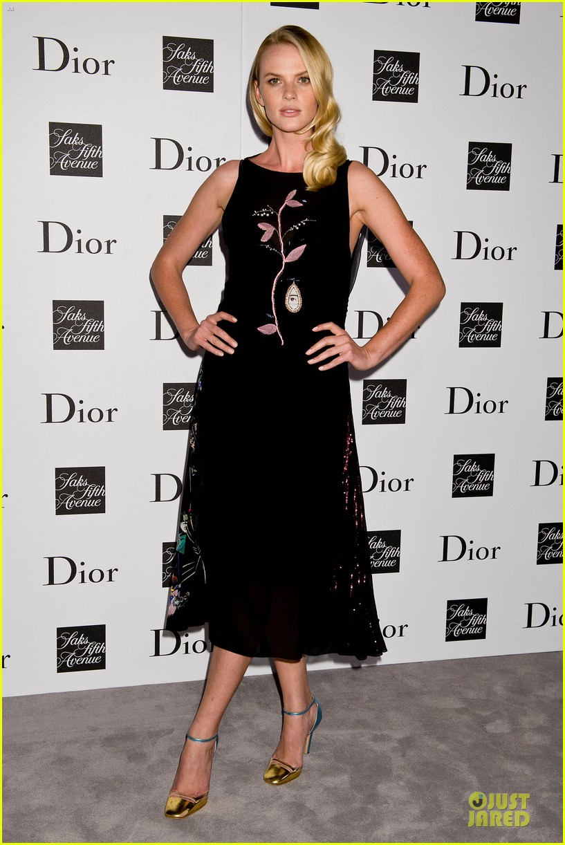jessica biel ashley madekwe dior pret a porter dinner 052945843