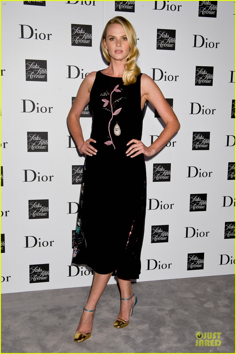 jessica biel ashley madekwe dior pret a porter dinner 092945847