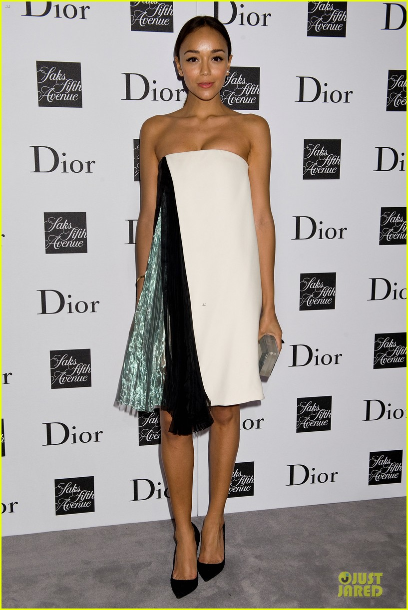jessica biel ashley madekwe dior pret a porter dinner 10