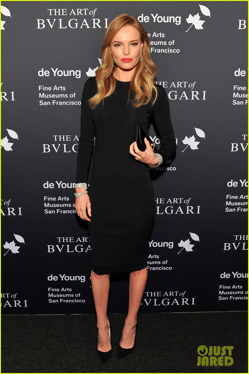 kate bosworth michael polish bvlgari retrospective opening 012955177
