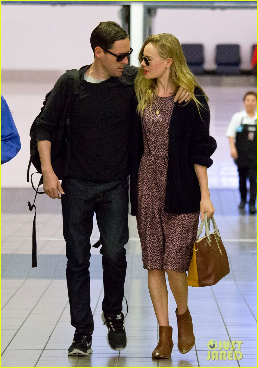 kate bosworth michael polish lax couple after wedding 04
