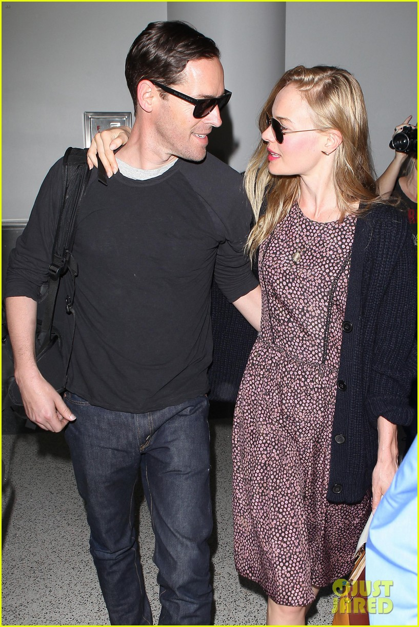 kate bosworth michael polish lax couple after wedding 11