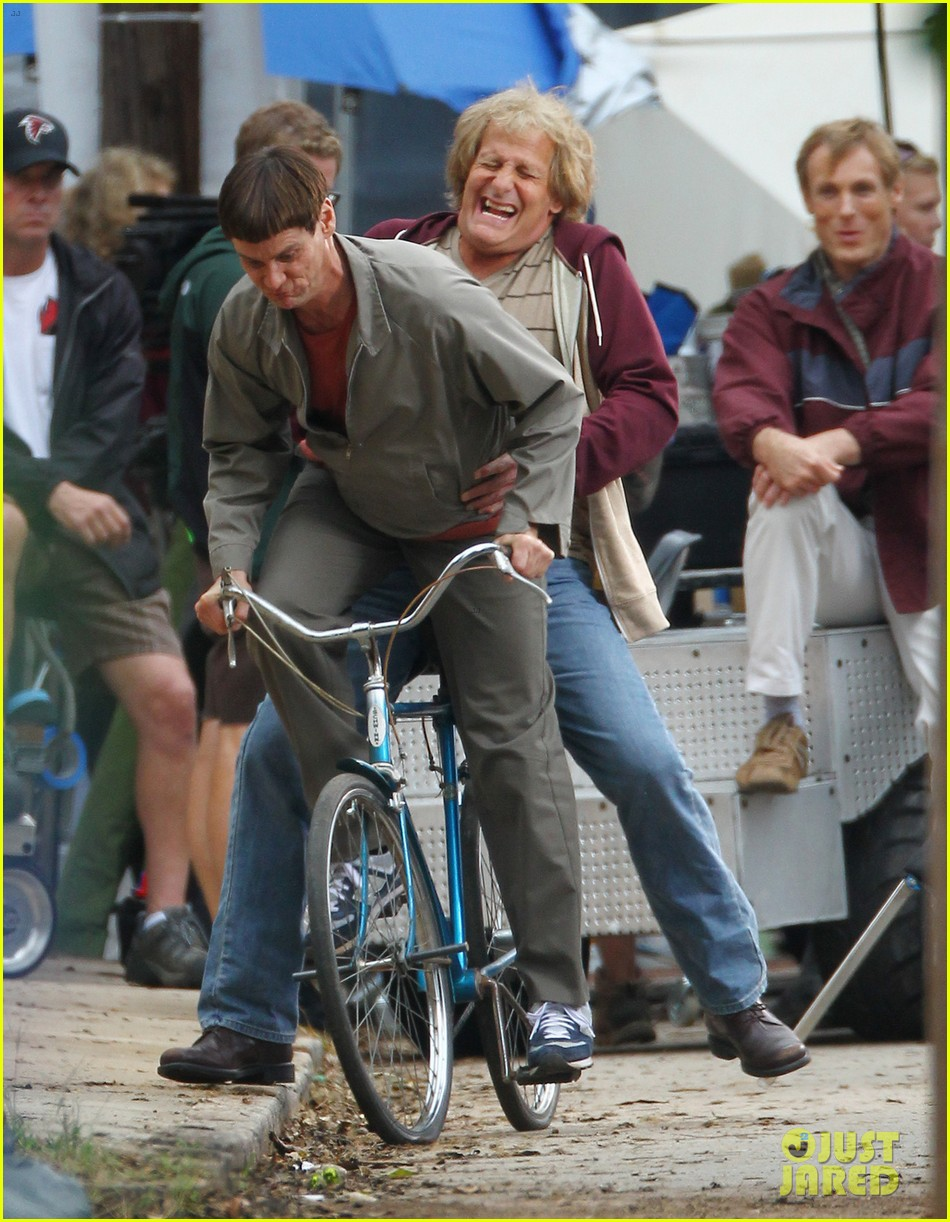 jim carrey jeff daniels begin filming dumb and dumber to 03