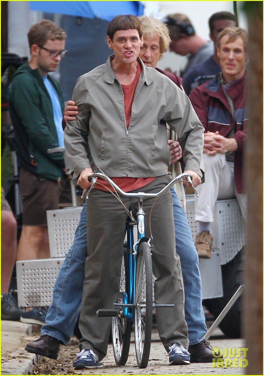 jim carrey jeff daniels begin filming dumb and dumber to 07