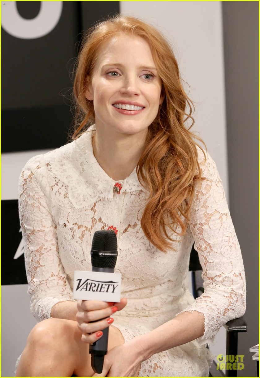 jessica chastain james mcavoy disappearance of eleanor rigby tiff premiere 092948482