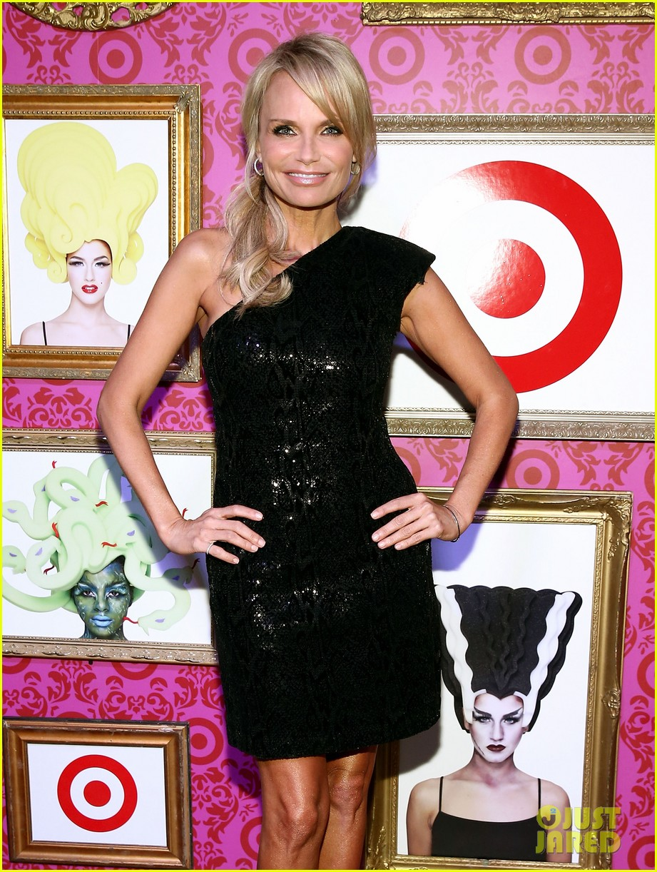 kristin chenoweth chris march for target launch event 09