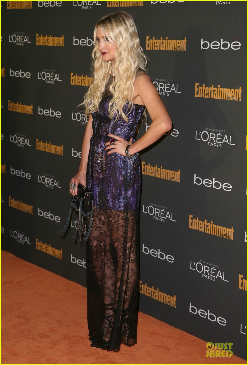 kristin chenoweth ashlee simpson ew pre emmy party 192956687