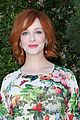 christina hendricks emily deschanel rape foundation annual brunch 15