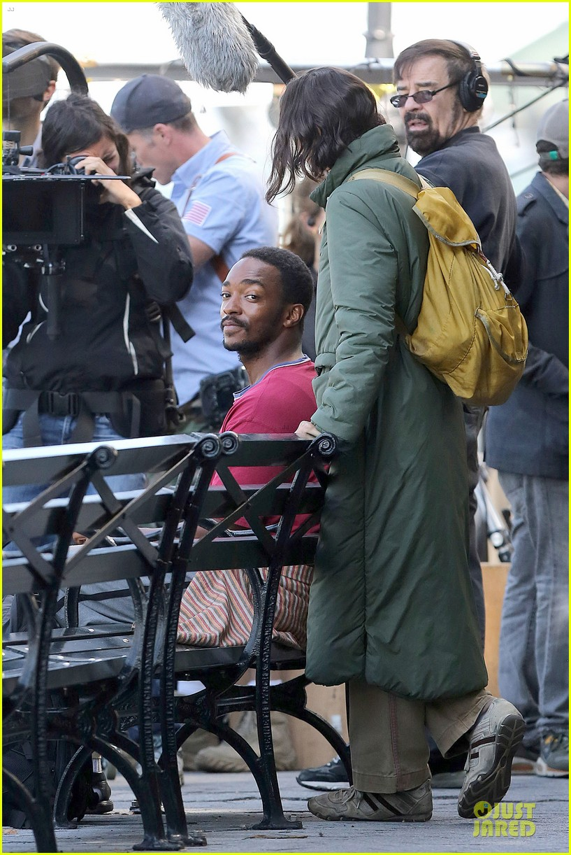 jennifer connelly anthony mackie hold hands for shelter 282961943