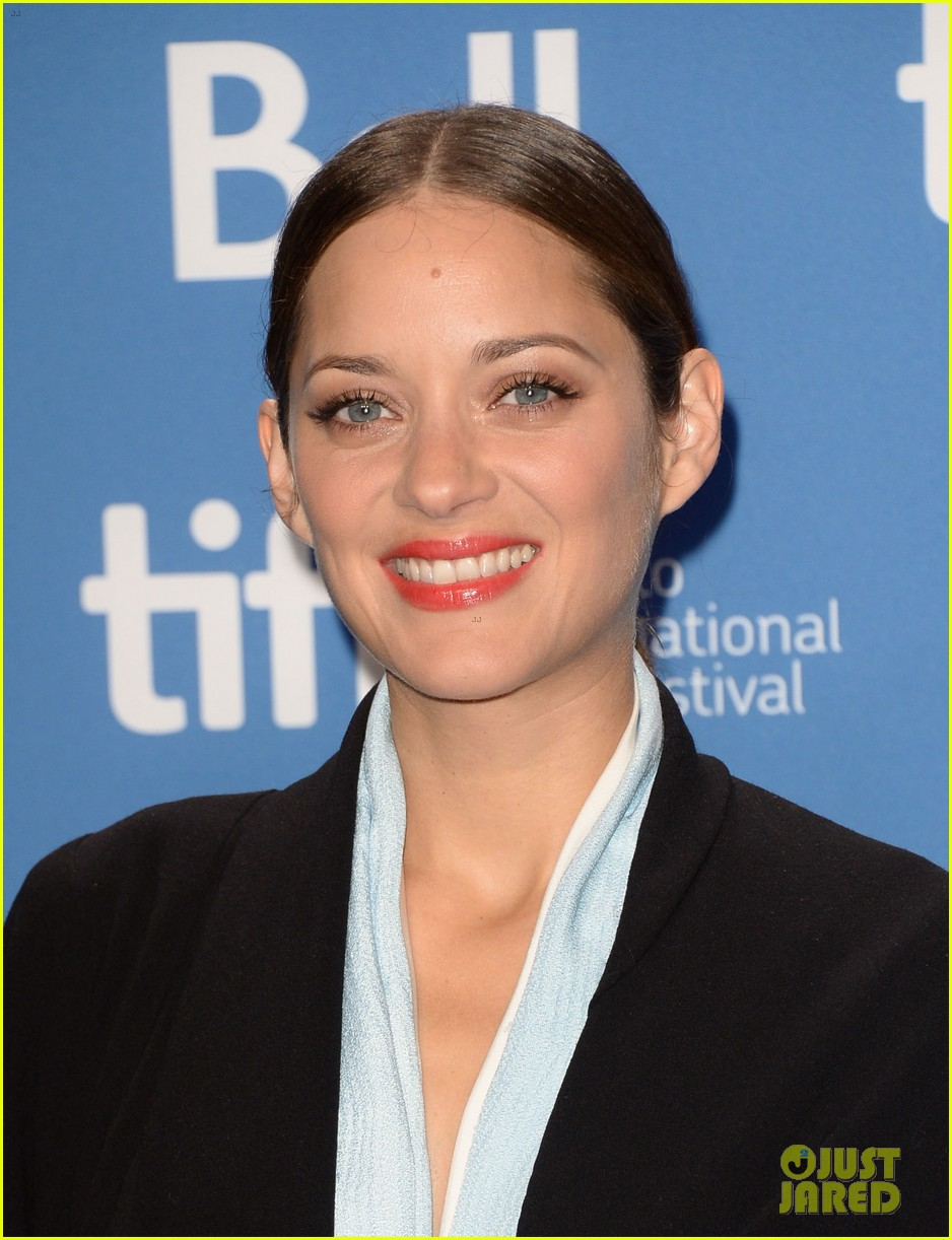 marion cotillard blood ties tiff press conference 042949371