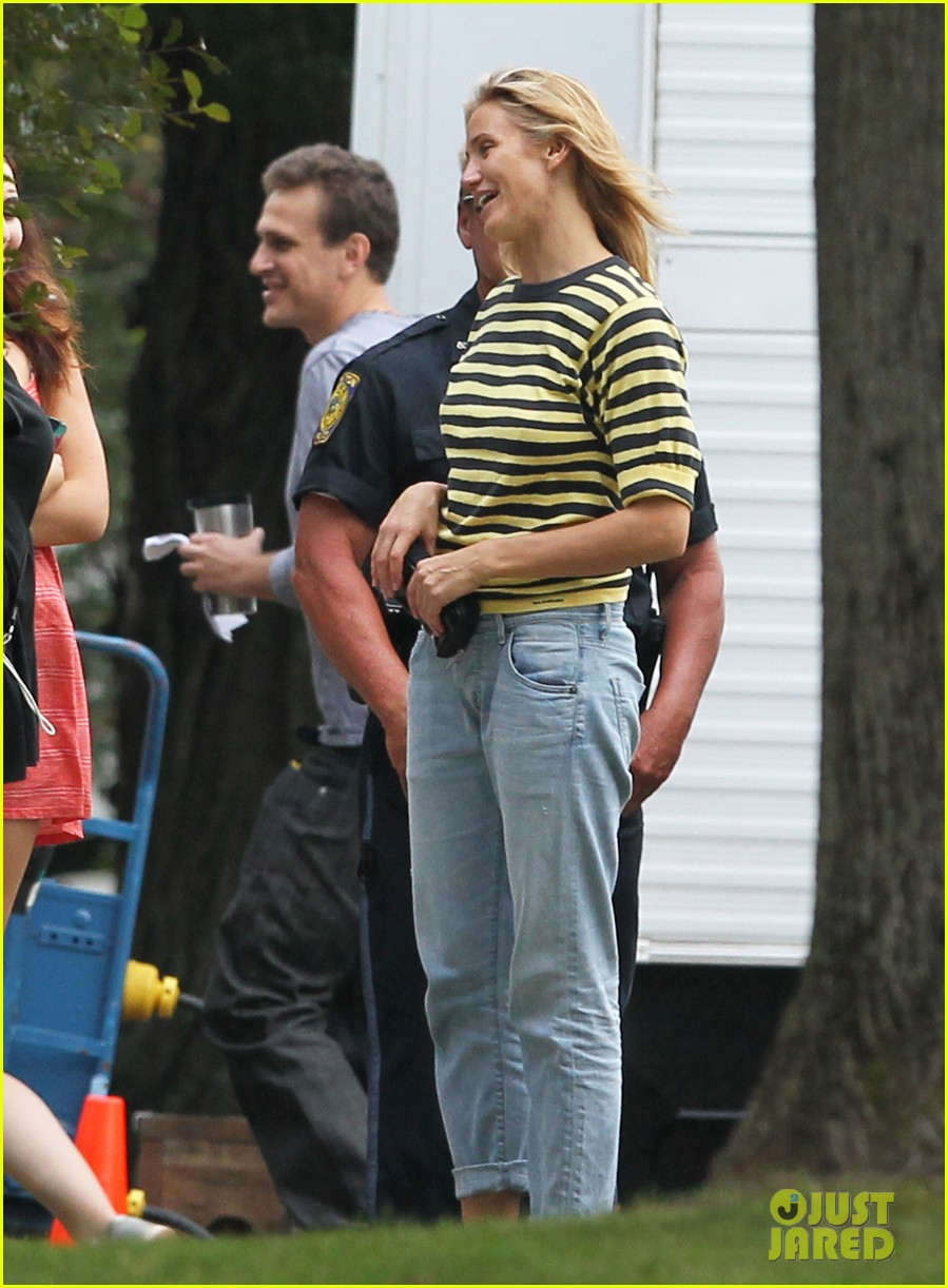 cameron diaz films sex tape alongside jason segel 07
