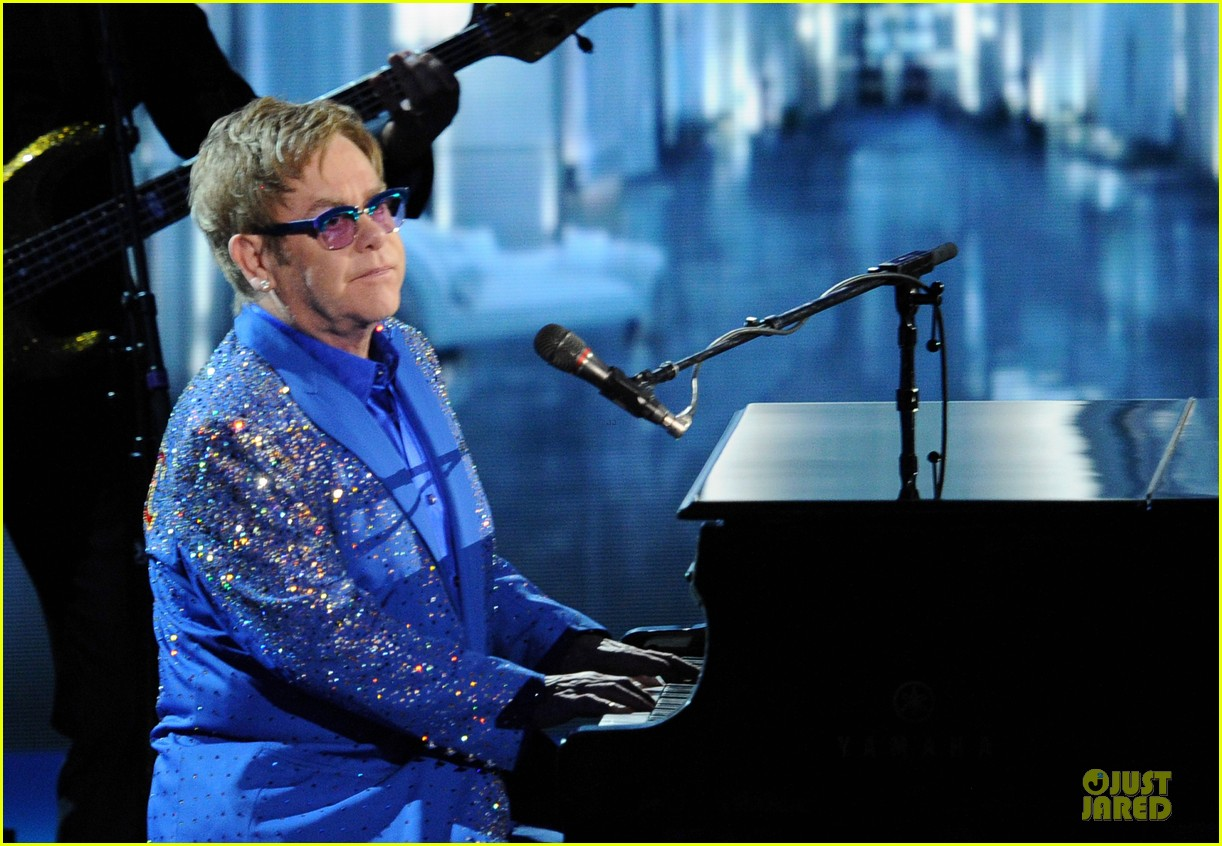 elton john emmys 2013 performance watch now 082958334