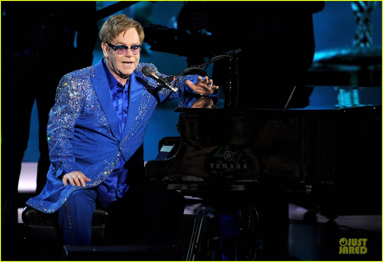 elton john emmys 2013 performance watch now 12
