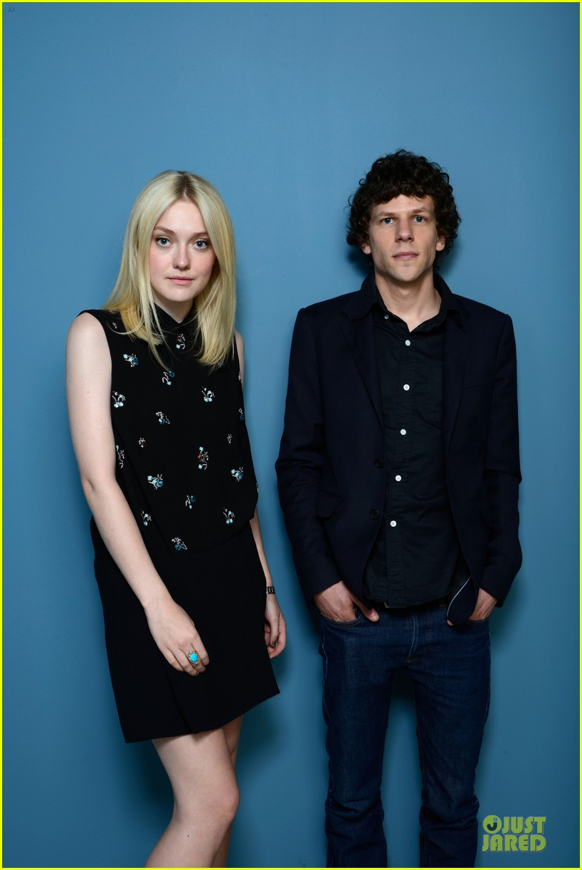 dakota fanning jesse eisenberg night moves tiff portraits 062948720