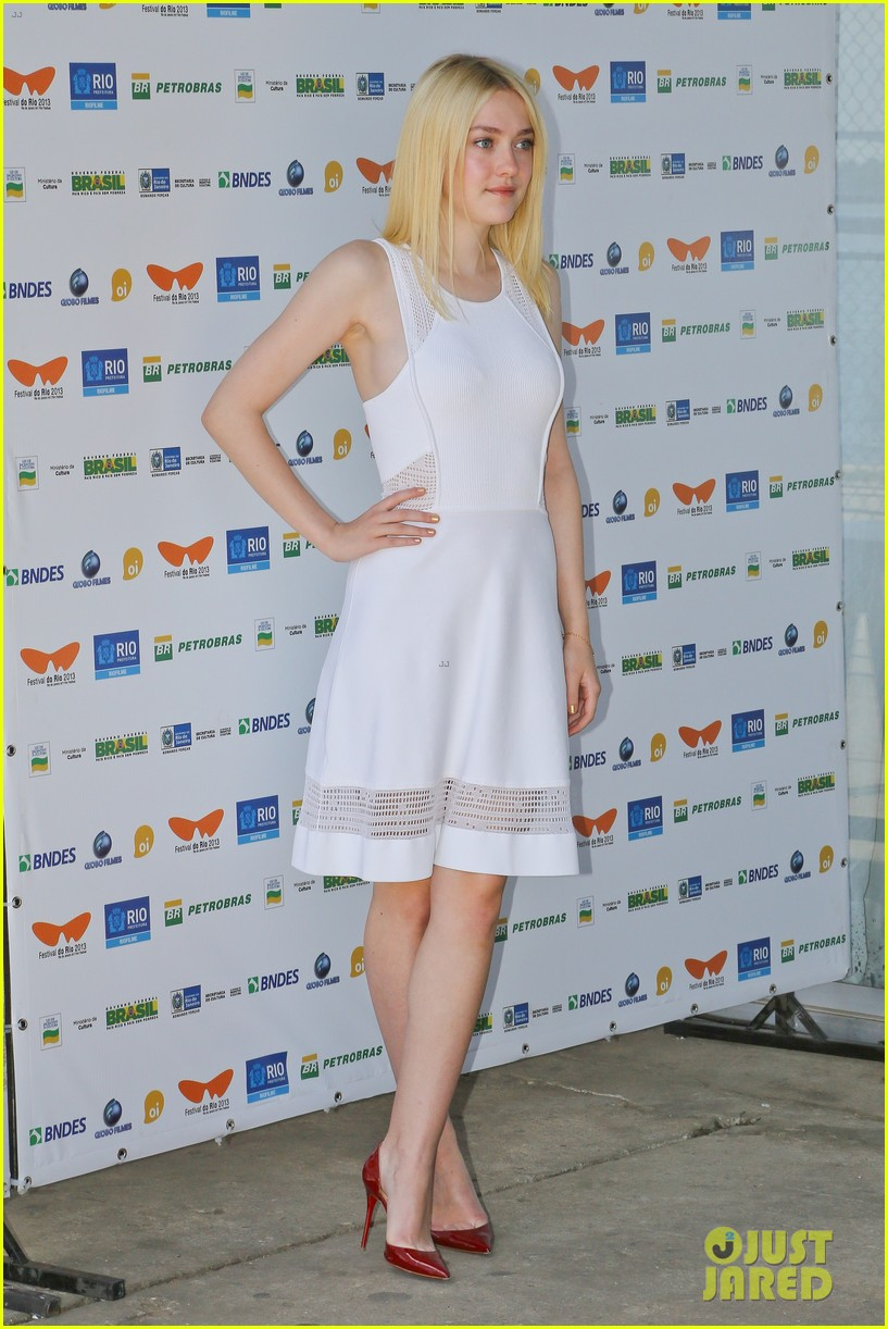 dakota fanning rio film festival after franny casting news 132961675