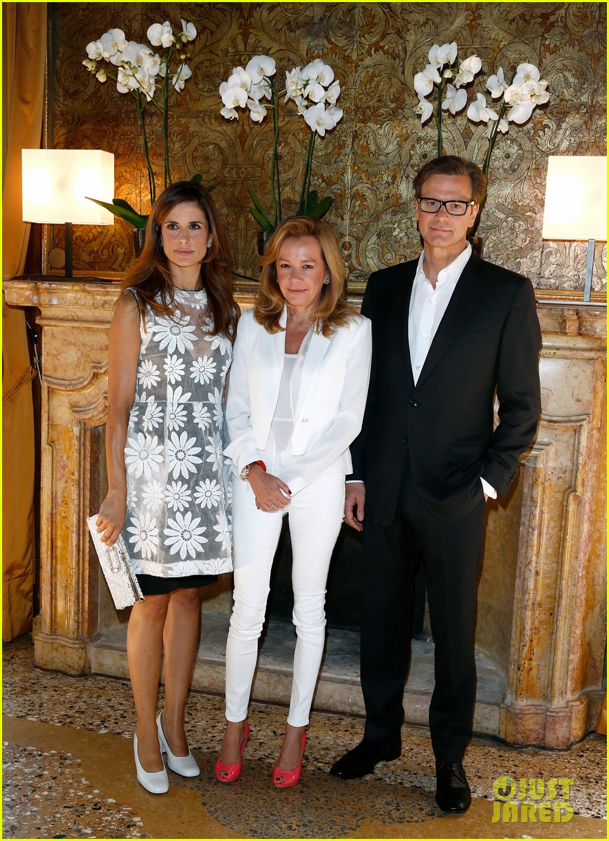 colin firth chopard photo call with livia giuggioli 02