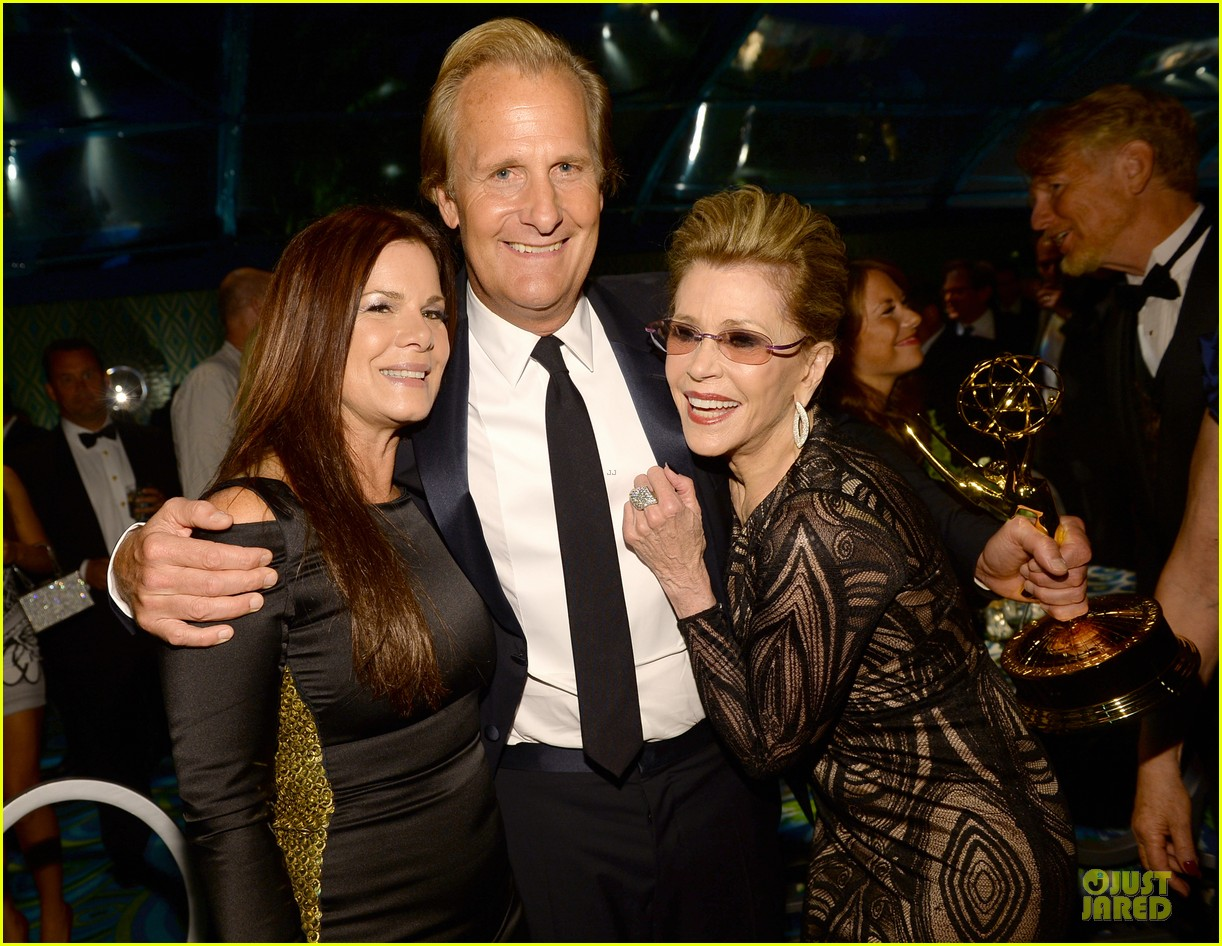jane fonda marcia gay harden hbo emmys after party 2013 10