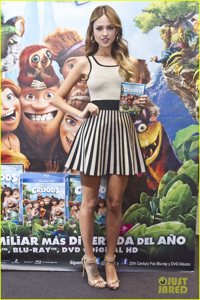 eiza gonzalez promotes croods after liam hemsworth fling 042955743