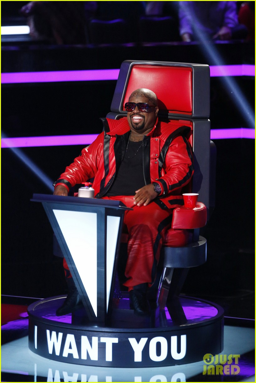 cee lo green head tattoo on the voice see the ink 02
